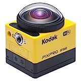 Kodak SP360 Extreme Pixpro Action Kamera inklusiv Extreme Kit...