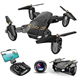 ScharkSpark Drohne-Guard für Anfänger, Drohne mit 1080P FPV HD...