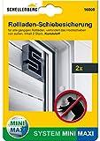Schellenberg 16000 Rolladen-Schiebesicherung Rolladensicherung gegen...