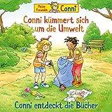 66: Conni kümmert sich um die Umwelt / Conni entdeckt die Bücher