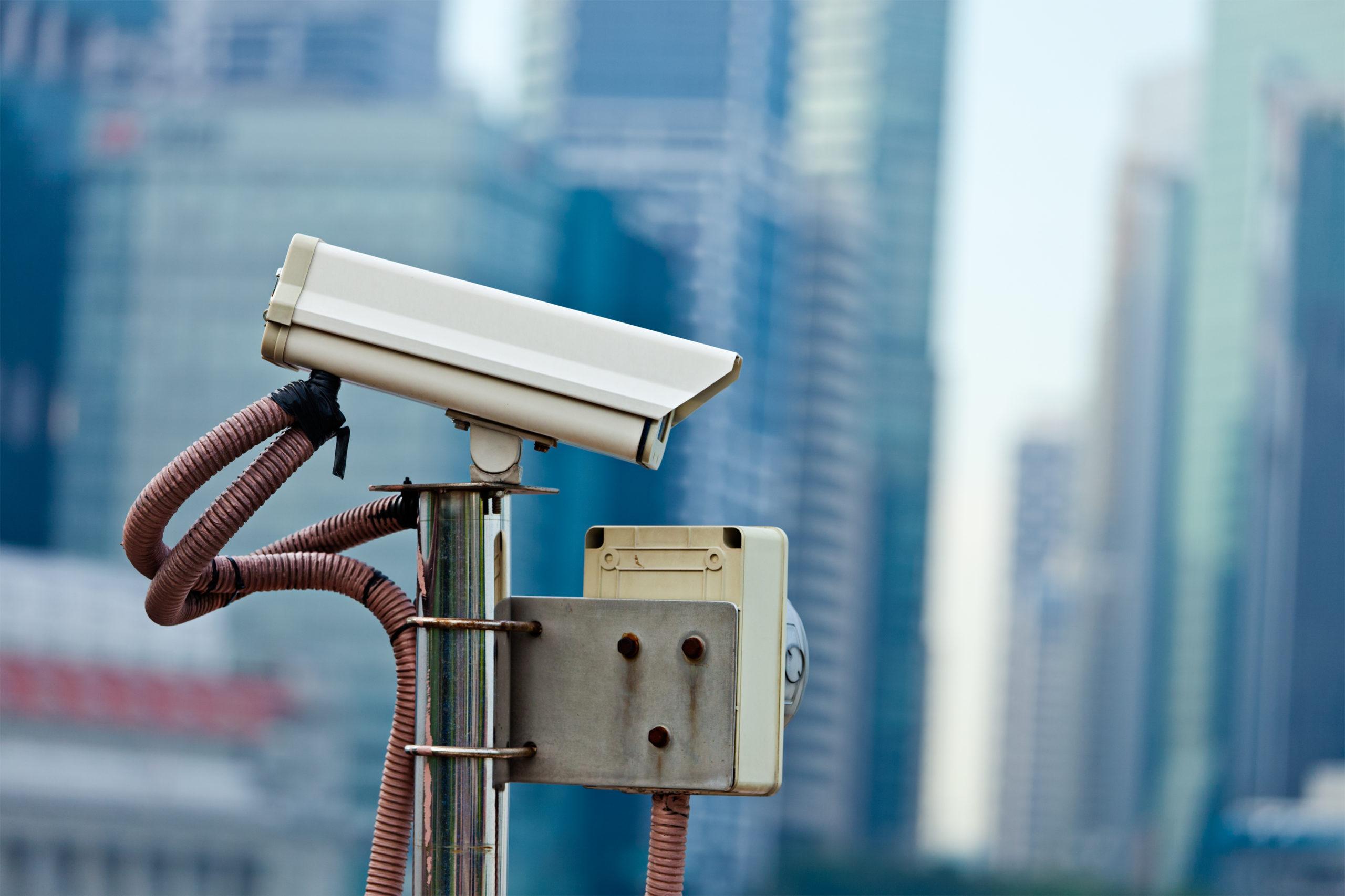 Überwachungskamera für Außen