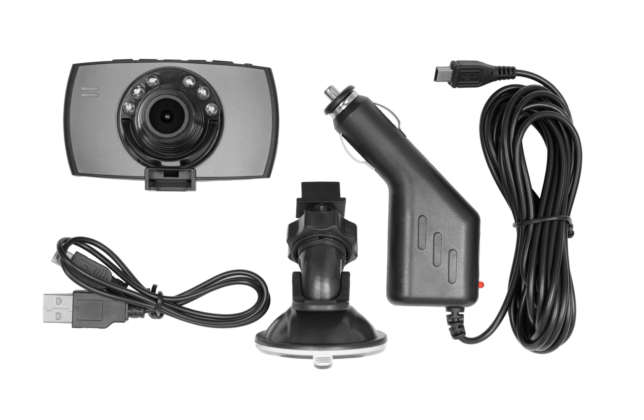 Auto-Überwachungskamera