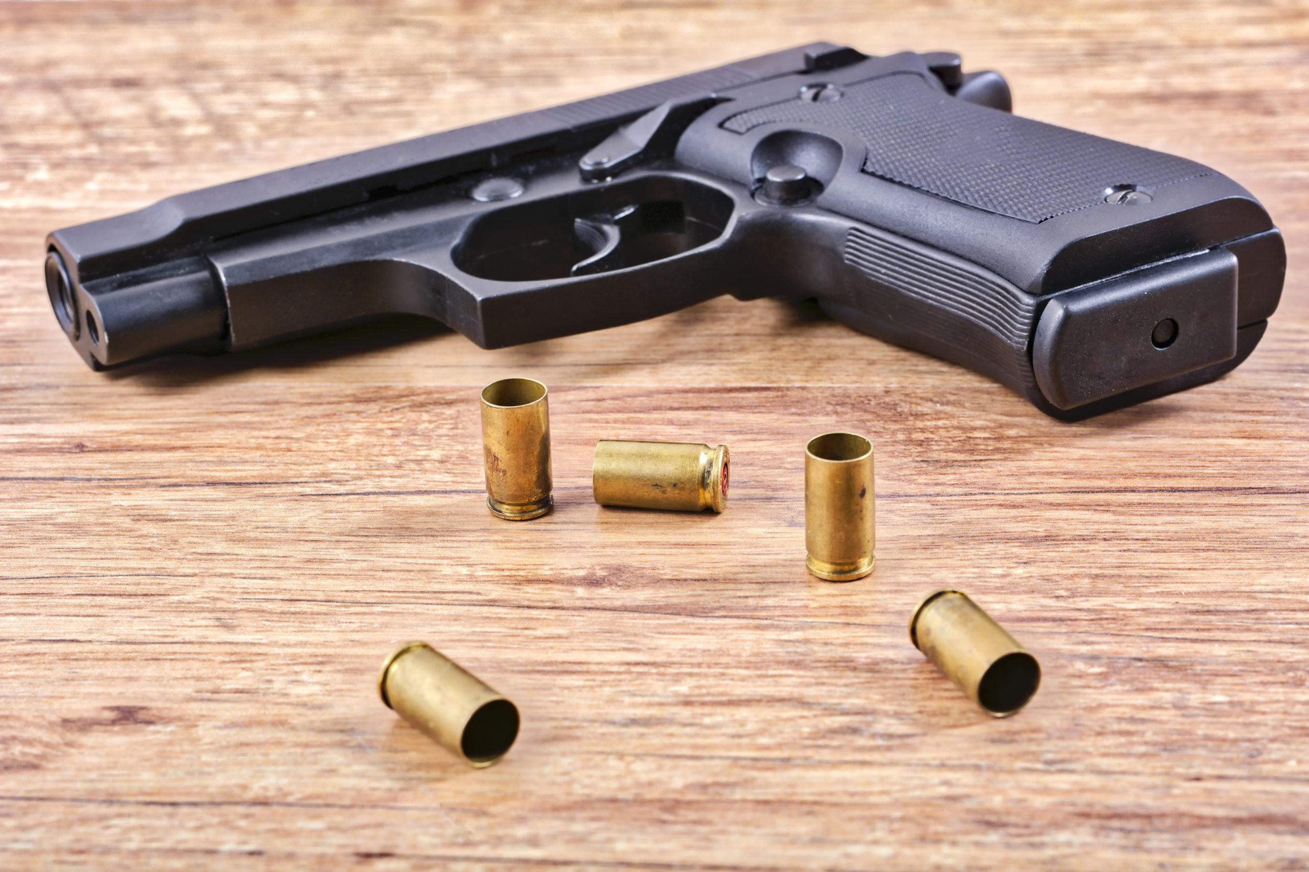 Waffenschrank zur Aufbewahrung