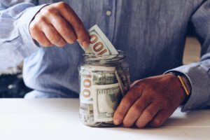 Hier wird Bargeld garantiert nicht sicher aufbewahrt. Foto nina_p_v via Twenty20